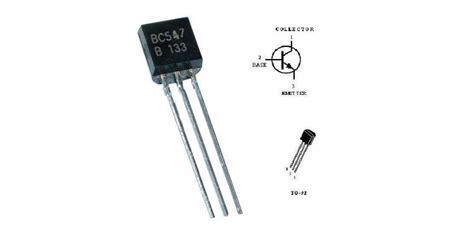 jual transistor npn jual bc547 npn transistor