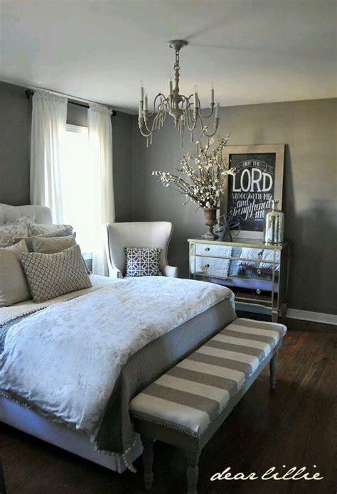 decoracion de recamaras gris como organizar la casa