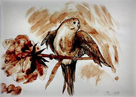 Broken A Person By Raccoon Psychopath On Deviantart by Parrot And Flower By Raccoon Psychopath On Deviantart