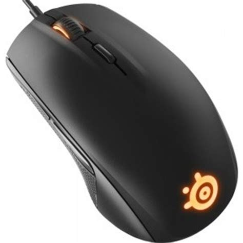 Mouse Steelseries Rival 100 Pc mouse gaming steelseries rival 100 black pc garage