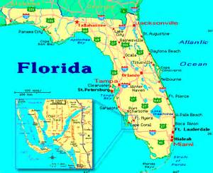 cape coral map florida lage