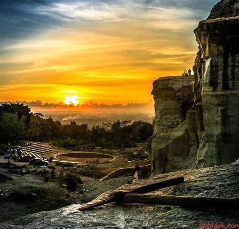 tempat romantis  menikmati sunset  yogyakarta