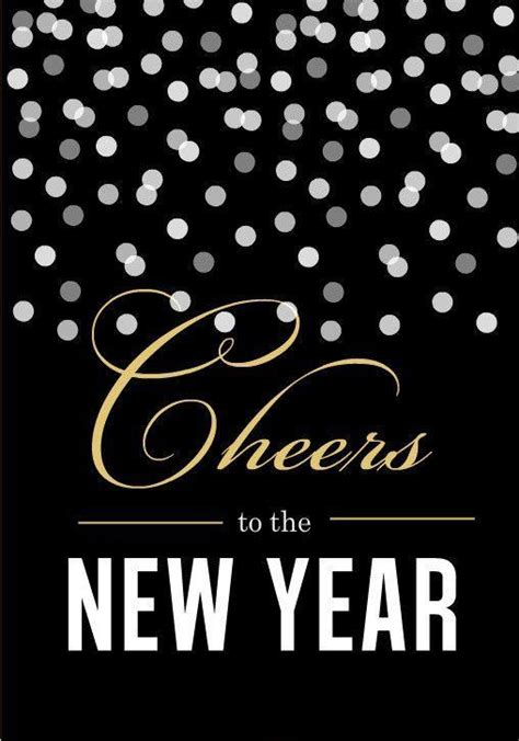 cheers to the new year picture quotes