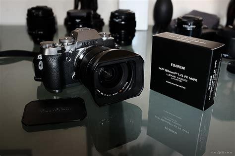 New Fujifilm Lh Xf16 Lens fuji xf 16mm f1 4 r wr lens alternative