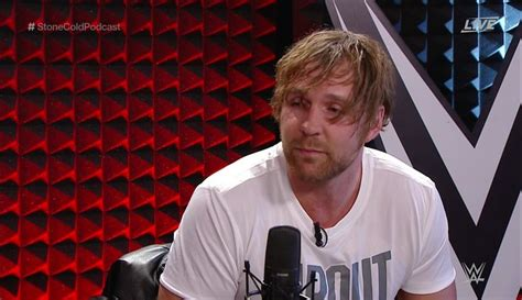 Stone Cold Pod Cast Dean Ambrose 8th August 2016 Full Movie 1000 Images About Dean Ambrose On Pinterest Dean O Gorman Total Divas And House Show