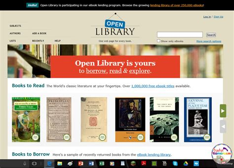 using openlibrary in the classroom