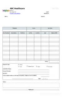 billing forms template free billing statement template with invoice number and date
