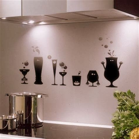 kitchen wall decorating ideas photos kitchen things that fizz stuff