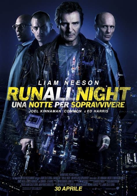film streaming night run run all night black ribbon reviews