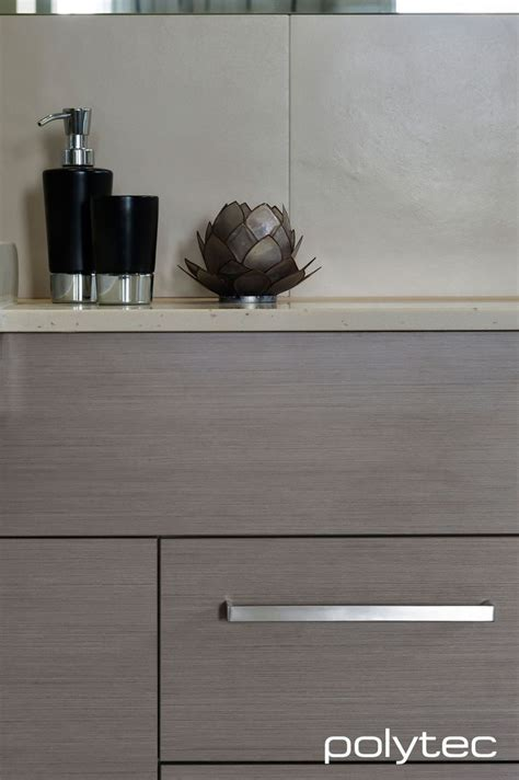 rocco bathroom vanity in melamine rocco lini finegrain kitchens