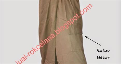 Celana Rok Rok Celana Rona Murah Berkualitas rok celana lapang rok celana lapang akhwat murah berkualitas