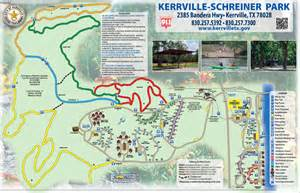 kerrville map kerrville tx official website kerrville schreiner park
