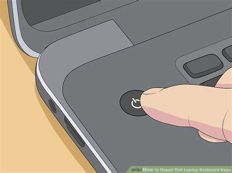 Repair Keyboard Laptop 3 ways to repair dell laptop keyboard wikihow