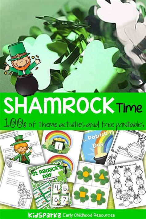 day theme 17 best images about st s day preschool theme on