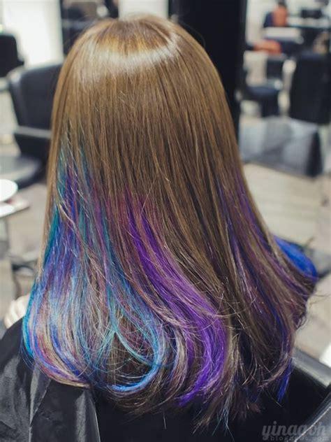 is streaking still popular on hair the 25 best streaks in hair ideas on pinterest big hair