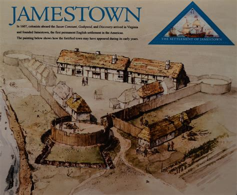 themes of discovery english j is for jamestown colony february alphabet month a