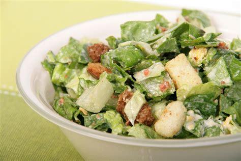 fresh made caesar salad bigoven