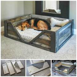 how to make a diy pallet bed for your furbaby the whoot