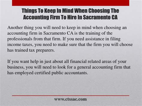 great points to keep in mind when choosing beach house ppt things to keep in mind when choosing the accounting