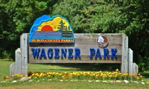 wagener park wagener park rustic tent rv cing in michigan