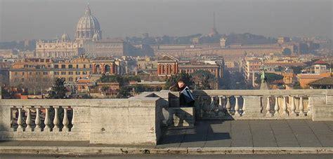 terrazza pincio roma la citt 224 eterna terrazza pincio