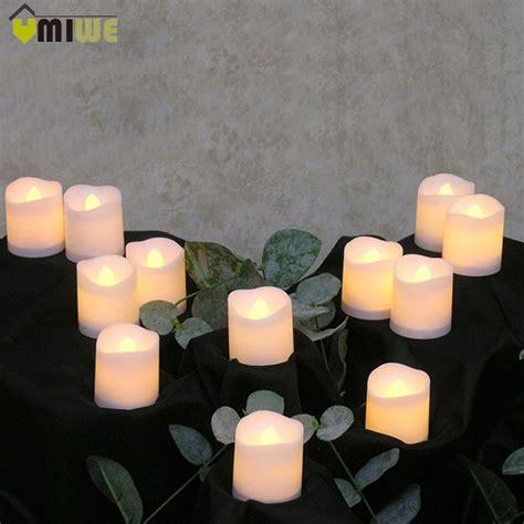 decoration candles 12pcs flameless led candle flicker light l decoration