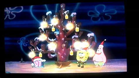 spongebob christmas song spongebob squarepants quot quot song