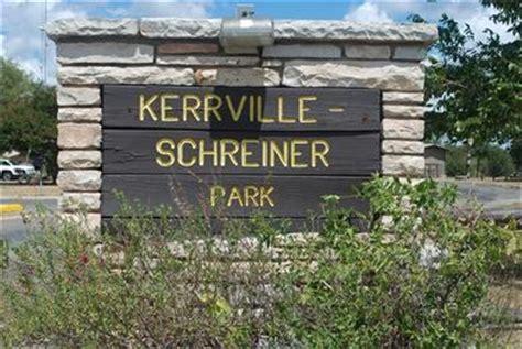 kerrville schreiner park kerrville tx hill country