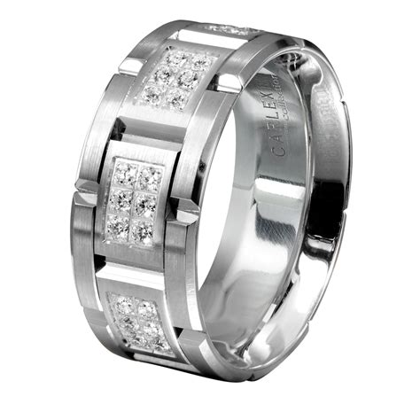 Wedding Bands For Wedding by S Wedding Bands S White Gold Wedding