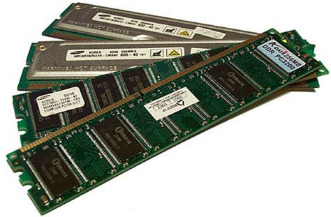 Ram Pada Komputer 5 tanda kerusakan ram komputer penyebabnya
