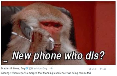 New Phone Meme - julian assange know your meme