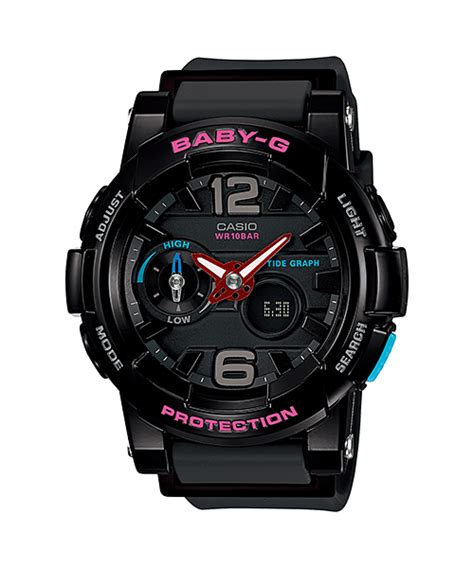 how to set time on casio baby g bga 180