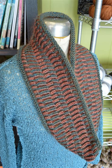 brioche knitting patterns free even more cowls and infinity scarves to knit free