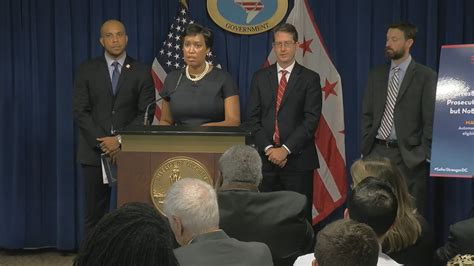 Washington Dc Arrest Records Dc Mayor Seeks To Seal Arrest Records For Thousands Who Were Never Charged Wjla