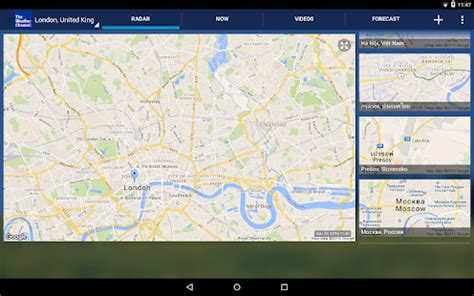 aptoide reliable weather forecast radar maps android apps on google play