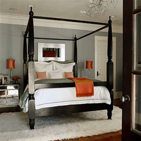 grey and orange bedroom color schemes orange and grey eclectic living home