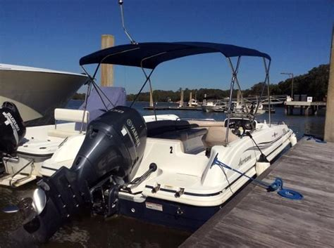 deck boats for sale in charleston sc 17 best ideas about hurricane deck boat on pinterest