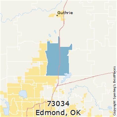 zip code map edmond ok best places to live in edmond zip 73034 oklahoma