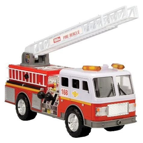 tonka mighty motorized fire truck tonka mighty motorized fire truck target
