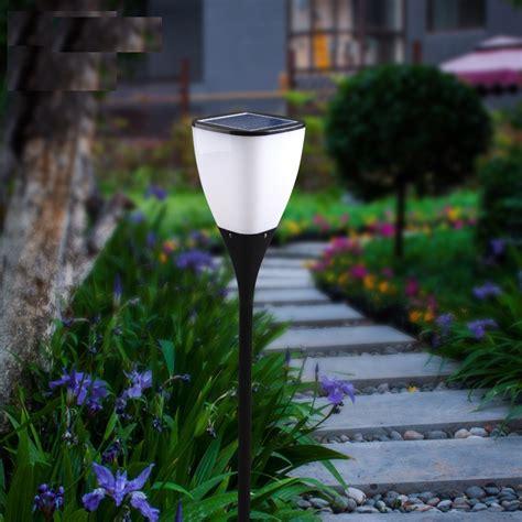 70lumens Low Voltage Outdoor Led Solar Pillar Light Ip65 Solar Pillar Lights Outdoor