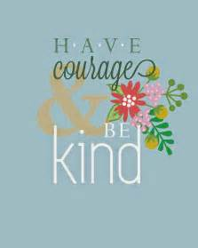Harry Potter Bathroom Decor craftastical quot have courage and be kind quot free printable