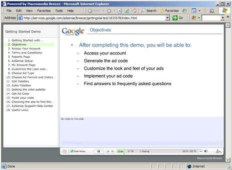 adsense troubleshooter google adsense demos adsense tips online webinars