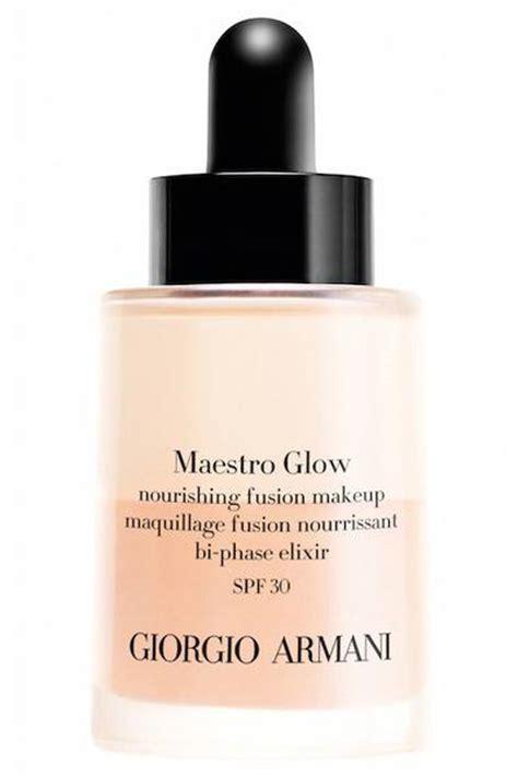 Makeup Giorgio Armani giorgio armani maestro glow nourishing fusion makeup
