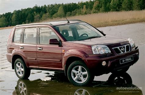 Stop L Nissan X Trail 2001 Led nissan x trail specs 2001 2002 2003 autoevolution
