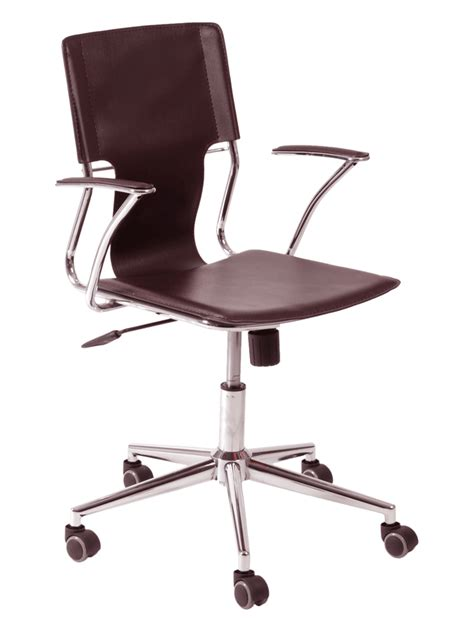 Brown Desk Chair by Terry Brown Office Chair Office Chairs