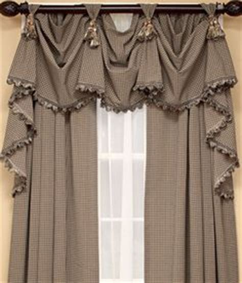 top of curtain called 1000 images about swags valances on pinterest