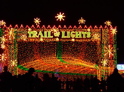 Trail Of Lights by File Trail Of Lights Jpg
