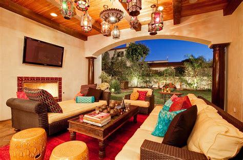Moroccan Interior Design Elements moroccan patios courtyards ideas photos decor and