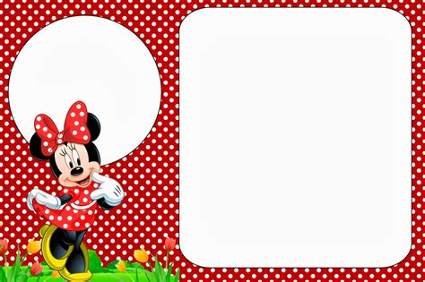 minnie mouse free templates minnie in free printables and invitations oh