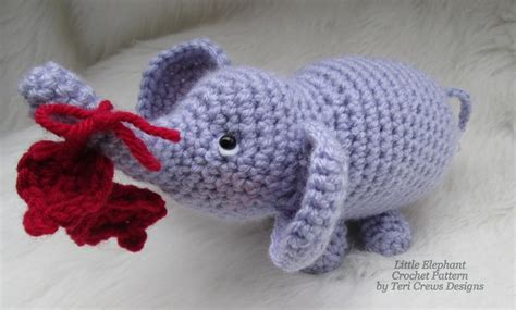 cute elephant pattern crochet elephant 12 amigurumi patterns to stitch